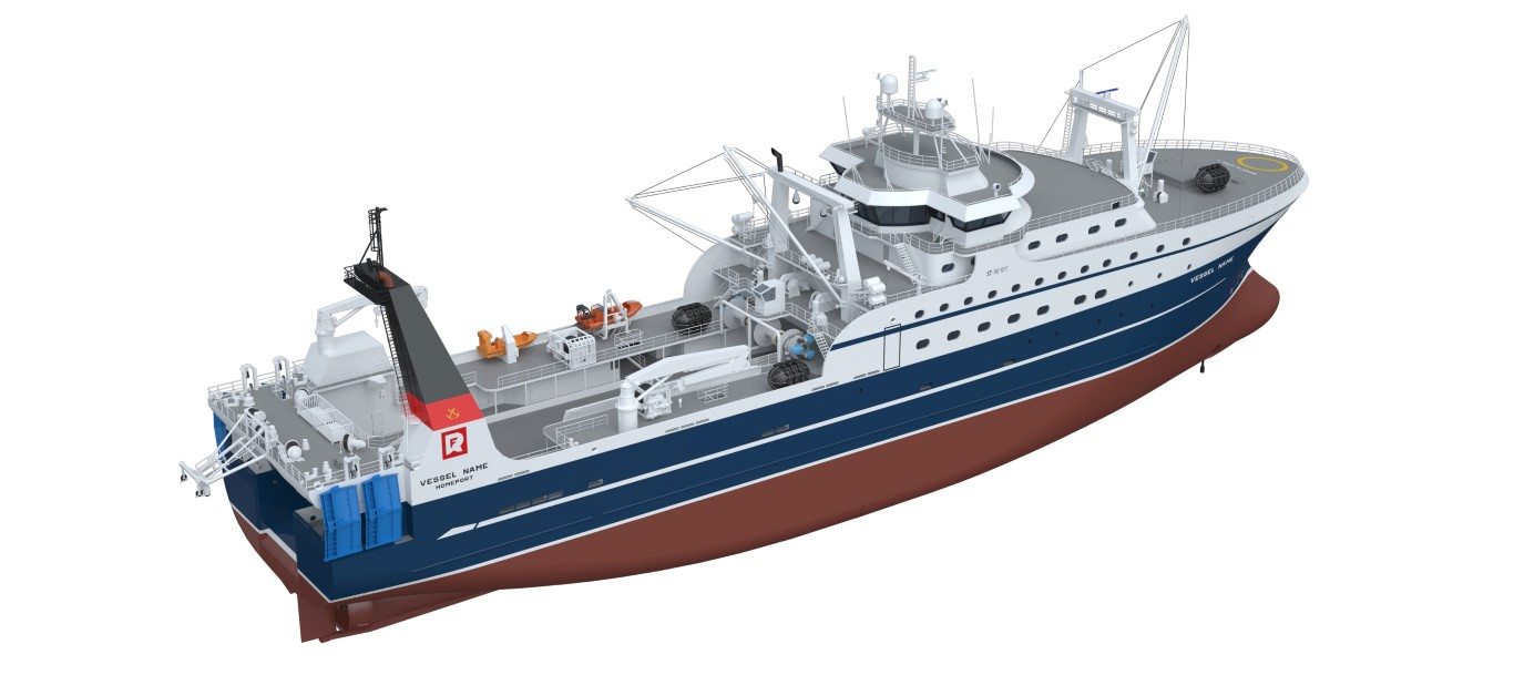 Man Wins Propulsion System Order For Impressive Trawlers